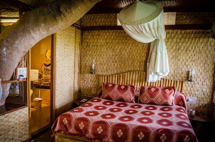 Baumhaus-Hotel in Wayanad, Kerala