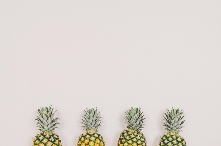 ananas vegan