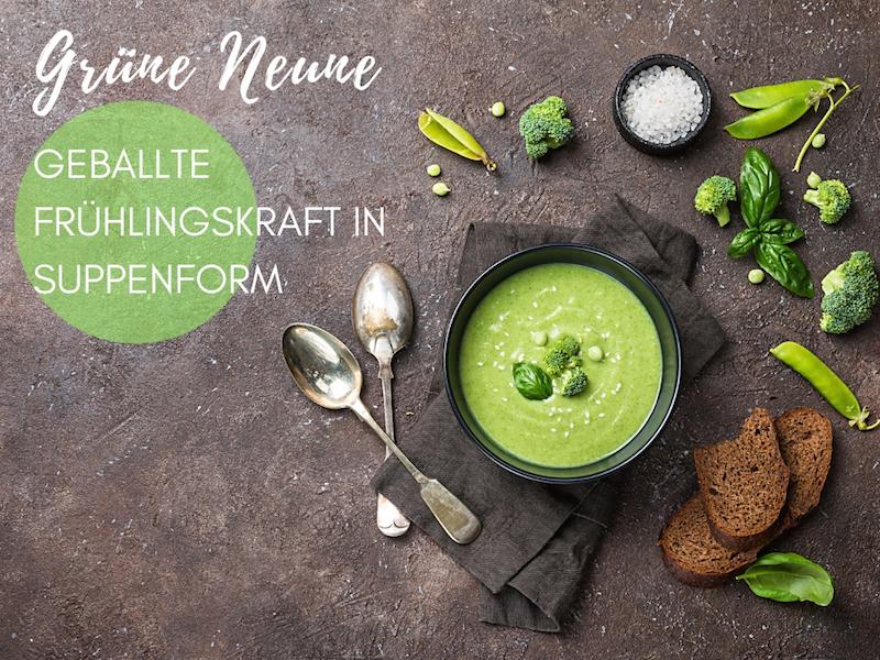 Gruene Neune Suppe