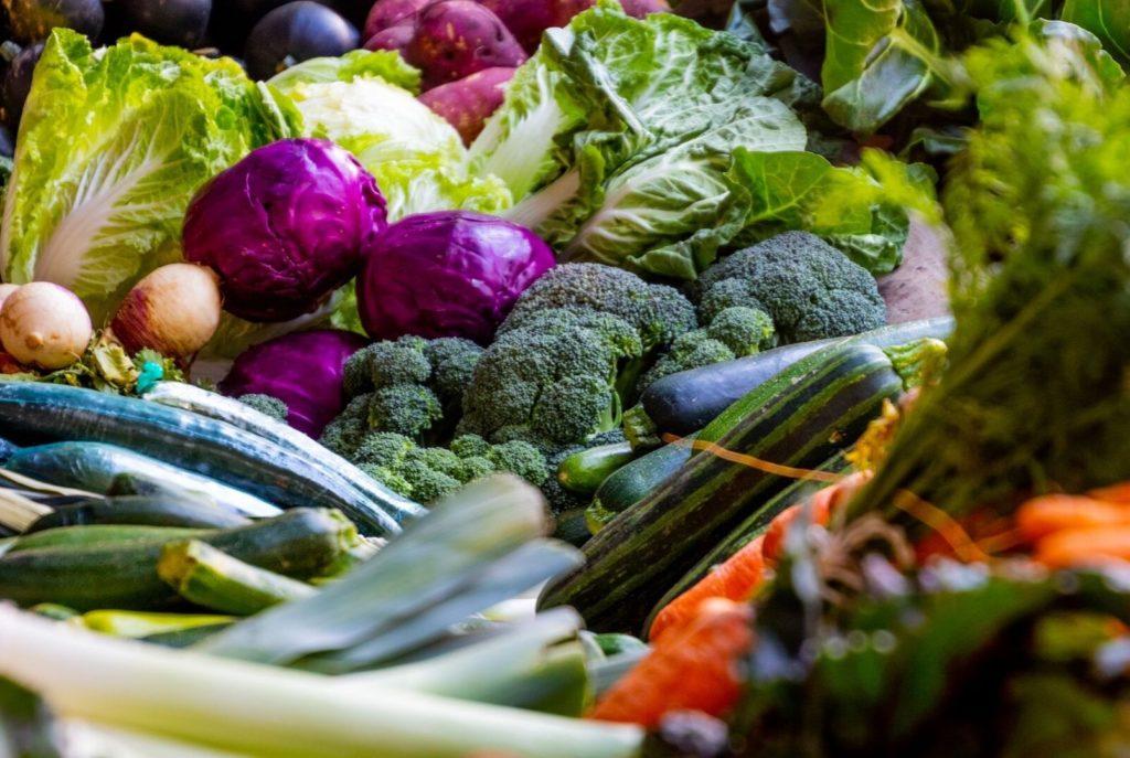 Slow Food Gemüse